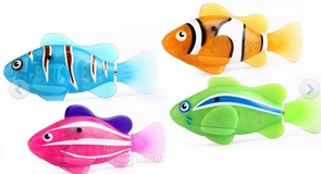 Zuru Robo Fish – say hello to our new animatronic overlords