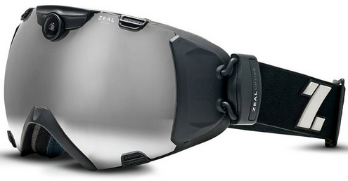 Zeal Ion HD Camera Goggles – record your snow frolics for posterity