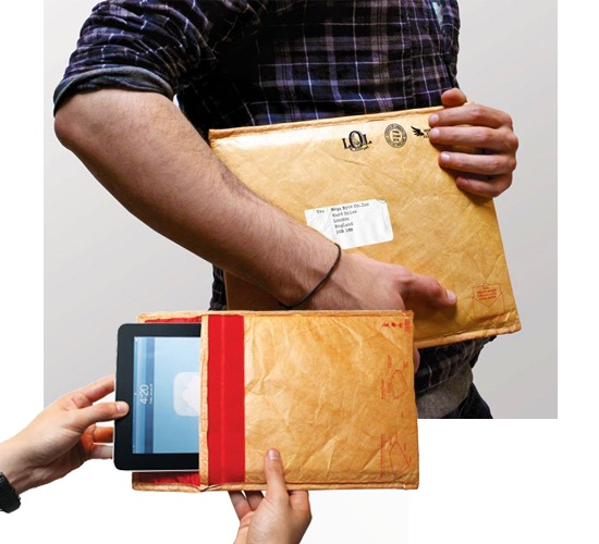 Undercover Tablet Sleeve keeps your tablet under wraps