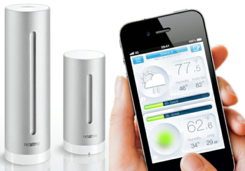 Netatmo Urban Weather Station – the climate nerd gadget for Apple lovers [Review]