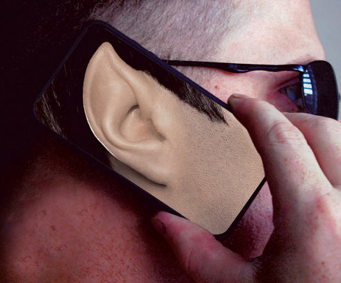 Spock Earphone Case – helps you live long and prosper