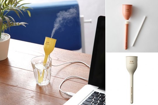 Always remember to stop and smell…the USB Tulip Stick Humidifier