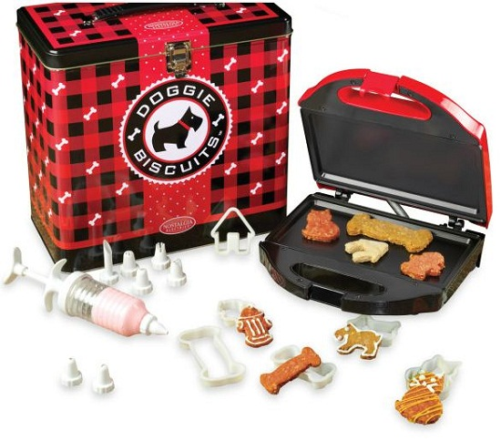 Dog Biscuit Treat Maker Dog Biscuit Treat Maker will show Spot how much you care