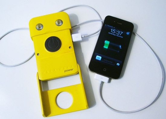 WakaWaka Power thinks past an outlet for charging devices