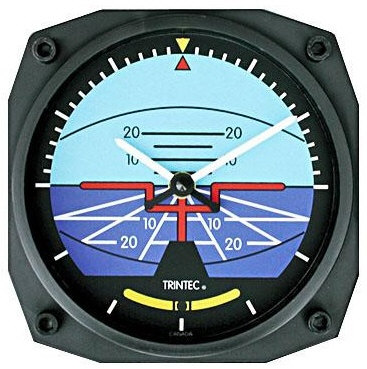 Artificial Horizon Alarm Clock – the perfect gift for the space cadet in your life?