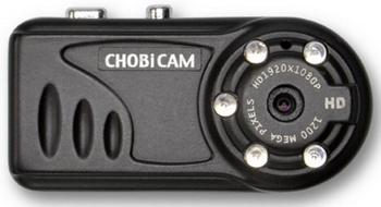 Chobi Cam Pro 2 with Night Vision – the cutest night vision camera ever