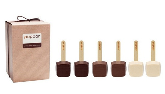 Popbar Hot Chocolate On A Stick Hot Chocolate On A Stick will melt your cares away