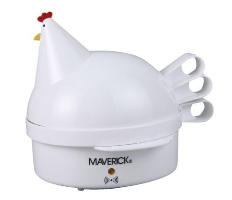 Henrietta Egg Cooker – can we consider this straight from the chicken?
