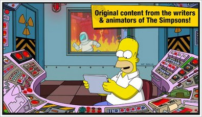 The Simpsons: Tapped Out – Homer fans rejoice as Springfield comes to Android at last [Freeware]