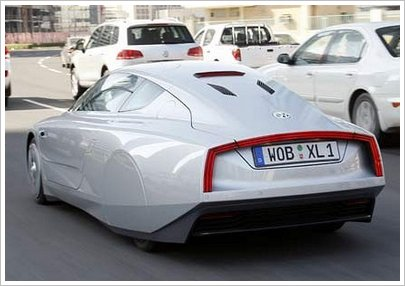 vwxl1b VW XL1 Hybrid   review suggests that were finally going to see a real 300mpg car for sale