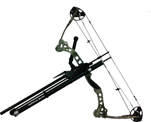 Airow Paintball Gun – I give you my bow, and my…paintball?
