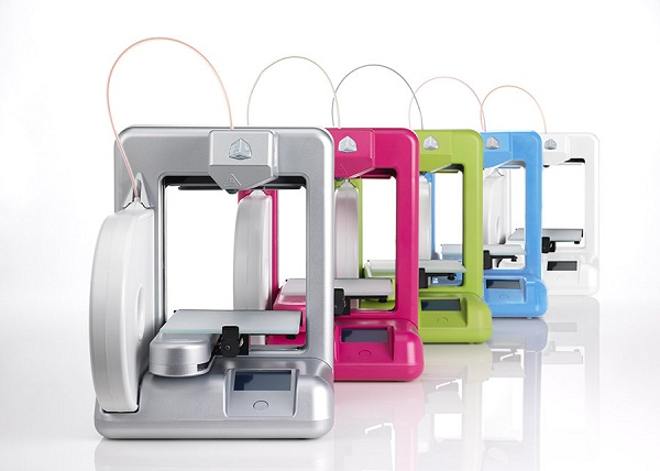 Cubify 3D Printer – it's time to get creative!