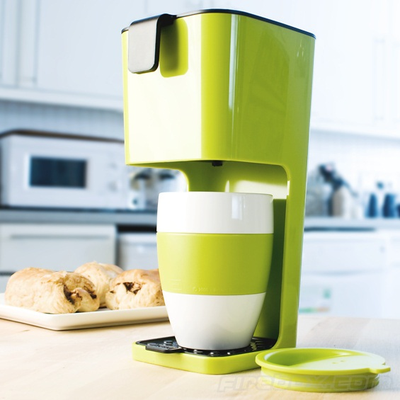 Koziol Unplugged Coffee Maker – one stop coffee shop at home
