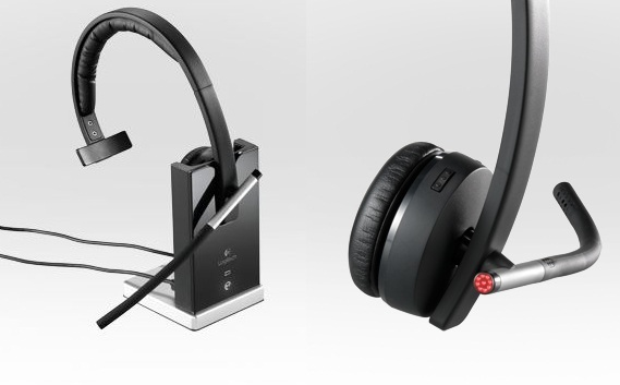 Logitech H820e Wireless Headset is as close to freedom you'll get at work