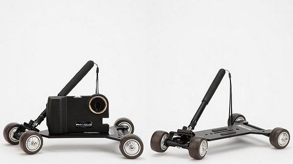 Skately Push-Rod Camera Dolly – fake it til you make it?
