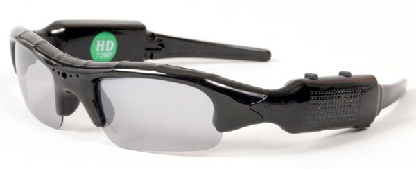 HD Video Sunglasses – capture your world on video for just $50