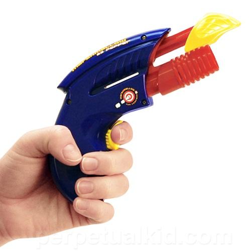 Single shot Popper Marshmallow Single Shot Popper – Dont move or Ill shoot!