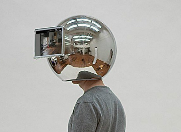 The Decelerator Helmet – could living our life in slow motion be a way to combat data overload?