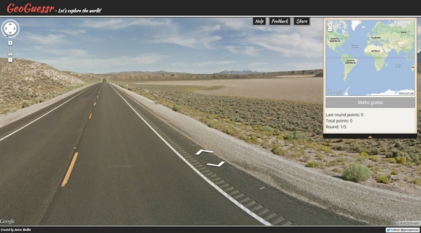 GeoGuessr – the funnest travel game you can play without leaving the couch