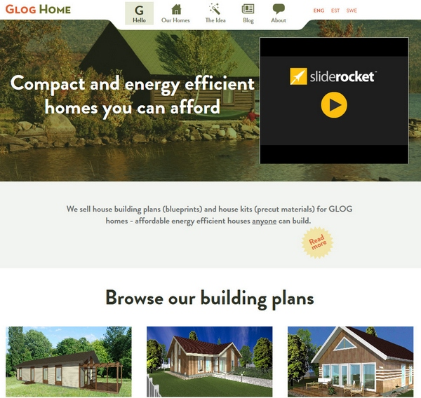 Glog Homes – buy your next home with Paypal