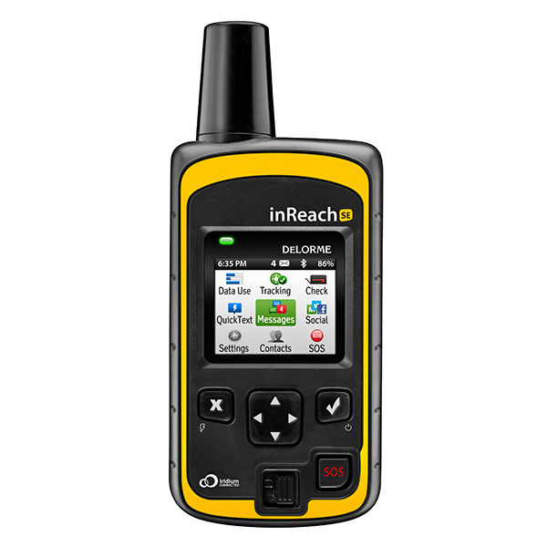 Delorme inReach Two-Way Sattelite Communicator – Can you hear me now?