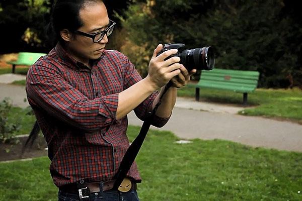 Leash Customizable Camera Strap – a photographer's best friend