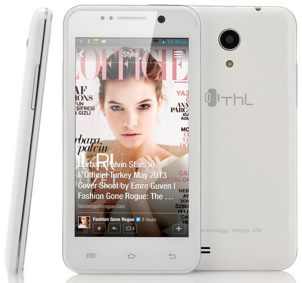 THL W100 – is this Quad Core, Jelly Bean phone at just $159 worth buying? Yep. [Review]
