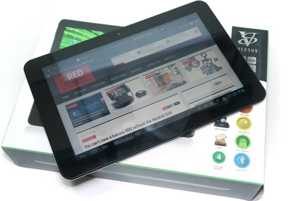 Versus Touchtab 10.1 Inch Tablet – you paid HOW much for your Galaxy Tab? [Review]
