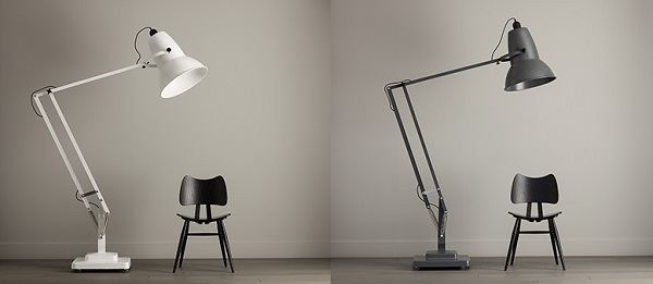Giant Floor Lamps are invading our homes!