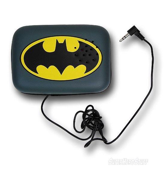 Batman Belt Buckle with a built-in Speaker – nana nana nana nana PANTS