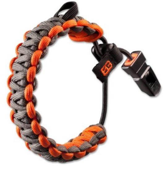 Bear Grylls Survival Bracelet – when things get dicey in the wilderness, accessorize!