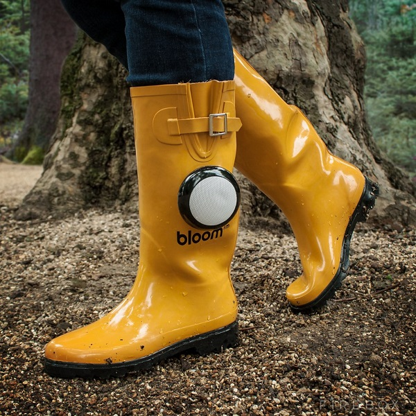 Bloom FM Boot Wellies – I'm singing in the rain, just singing in the rain!