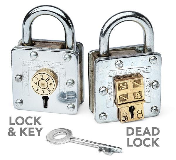 Houdini Lock