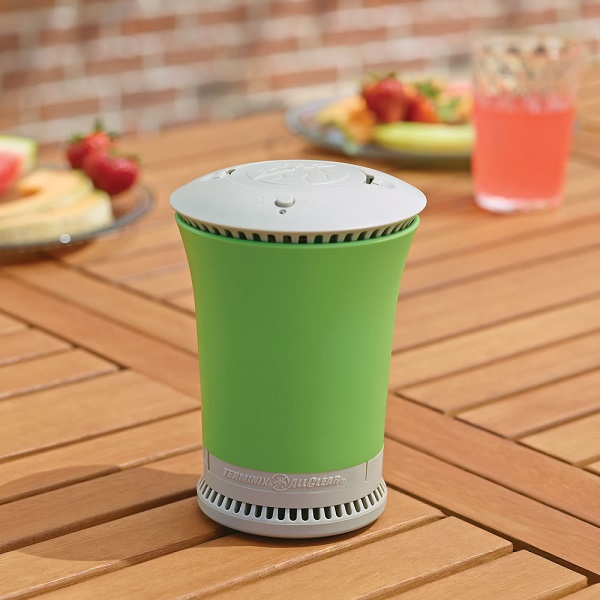 Portable Tabletop Mosquito Repeller The Portable Tabletop Mosquito Repeller – tell those insects to bug off!