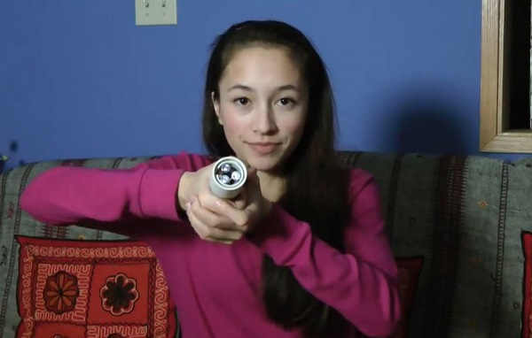 The Hollow – Google Science Fair prompts a teen to invent a Thermoelectric Flashlight