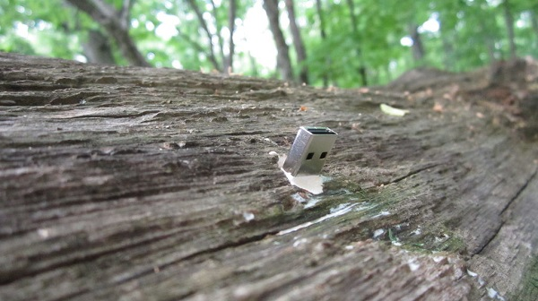 Want to plant a USB Dead Drop in the great outdoors?