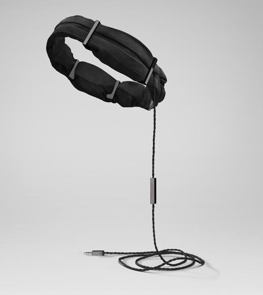 The Molami Twine headphone headband is for hairbangers