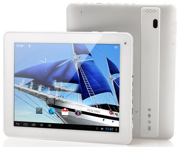 Freelander PD 800 Android Retina Tablet – boom!…quad core, retina display quality goes budget at $259 [Review]