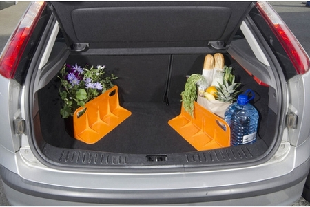 Stayhold helps organize your car trunk