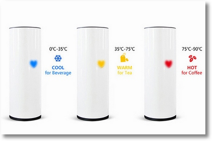 temperaturesensingleddisplaycup Awesome Temperature Sensing LED Display Cup   so much technology just to keep your lips safe
