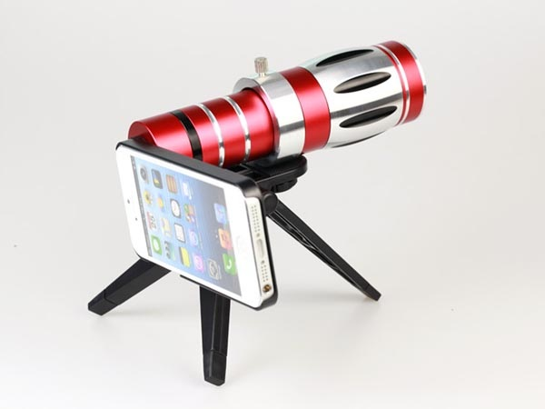 The Long Range Telescope for iPhone 5 will surely help your photography career
