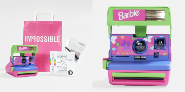 Barbie Polaroid Camera Kit – play time's over….oh wait…