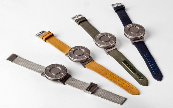 The Bradley Timepiece – losing your sight doesn't mean you lose your awareness