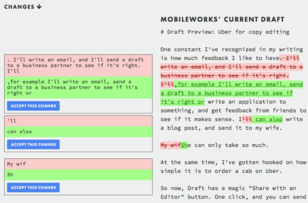 Draft – this amazing new online wordpressor could be a real game changer