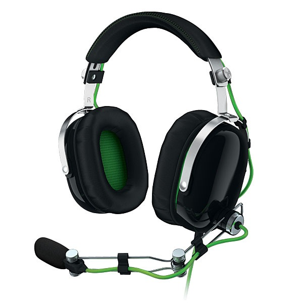 Razer Blackshark 2.0 Gaming Headset – game on