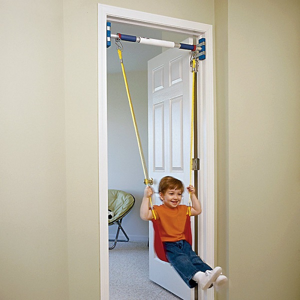 Indoor Swing will turn frowns upside down!