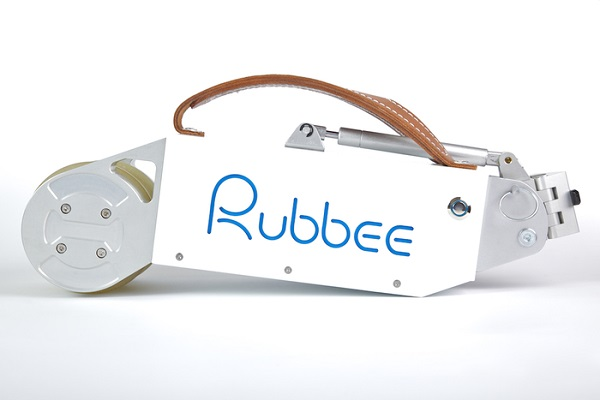 Rubbee – for those days when you wish you had an electric bicycle
