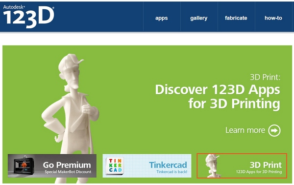 AutoDesk 123D – free 3D printing software points the way to the future of things [Freeware]