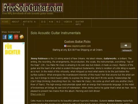 Free Solo Guitar
