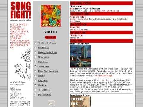 songfight.org